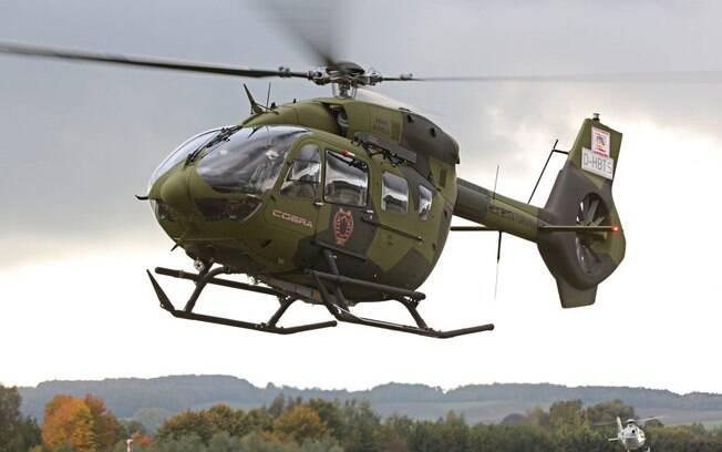 Airbus Helicopters entrega dois H145 para a Força Aérea Equatoriana