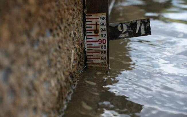 Nível de água da Barragem do Descoberto está abaixo da média histórica, com ameaça de desabastecimento em Brasília