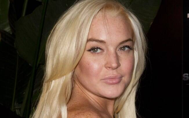 Lindsay Lohan: transformação