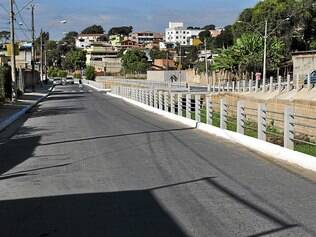 Avanços. Obras de pavimentação e urbanização da avenida Nacional foram concluídas e serão entregues