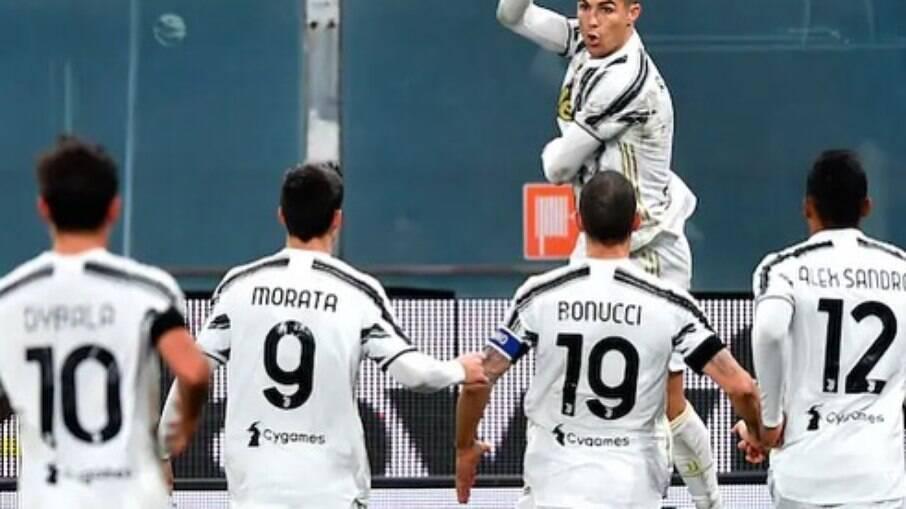 Cristiano Ronaldo foi criticado pela imprensa italiana