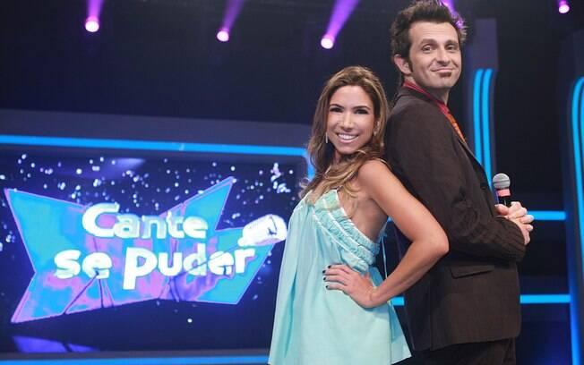 Patrícia Abravanel e Marcio Ballas: