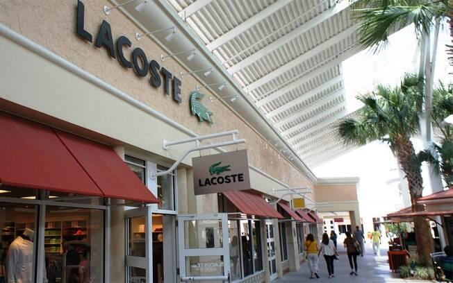 Premium Vineland é um dos principais outlets de Orlando