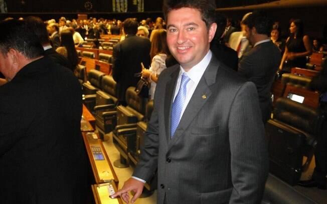 Deputado federal pelo PP, Jerônimo Goergen foi vice-líder da bancada do PP na Câmara dos Deputados. Foto: Facebook/Reprodução