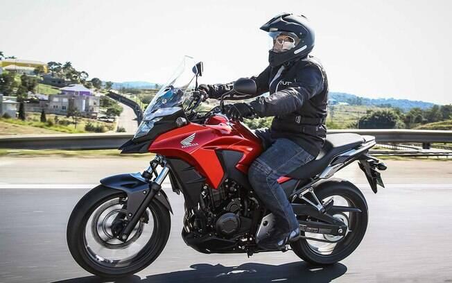 moto honda 500cc