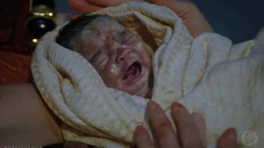 Record compra robô para interpretar bebê Betuel em 'Gênesis'