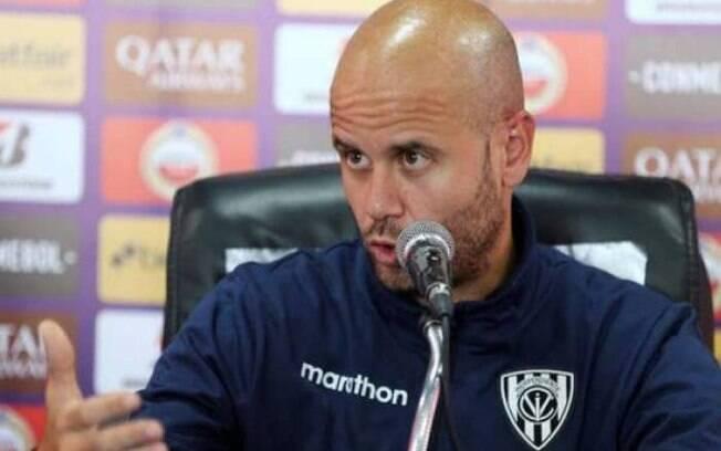 Após massacre sobre o Flamengo, treinador do Del Valle dispara: 'Como equipe somos muito melhores que eles'