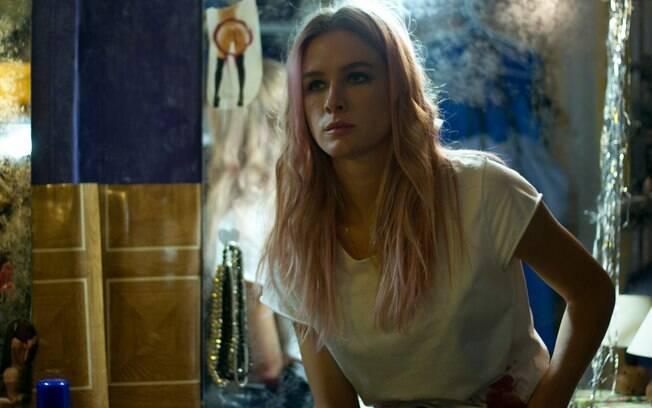 Fiorella Mattheis viveu sua primeira protagonista na TV este ano com a estreia da série