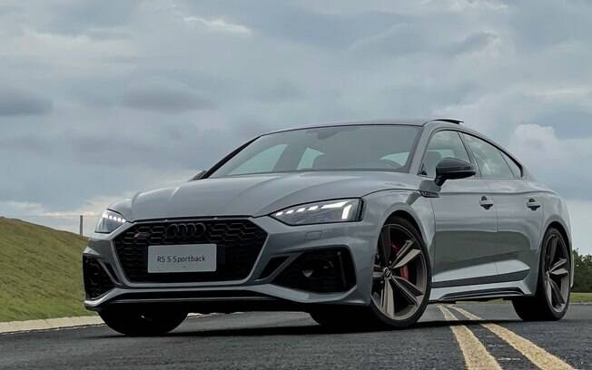 Audi RS 5 Sportback: esportivo deixa de ser oferecido com duas portas no Brasil, onde o carro custa R$ 605.990