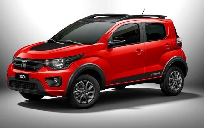 Hyundai Creta deixa a lista dos 10 carros mais vendidos do Brasil em novembro e dá lugar ao Fiat Mobi