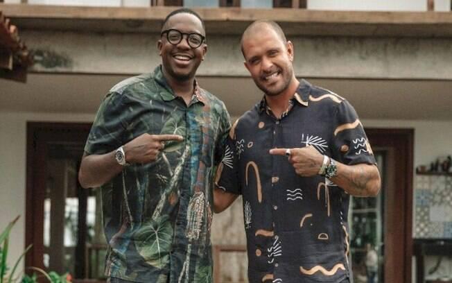 """Mumuzinho lança clipe """"Gente que gosta de Gente"""" com Diogo Nogueira"""