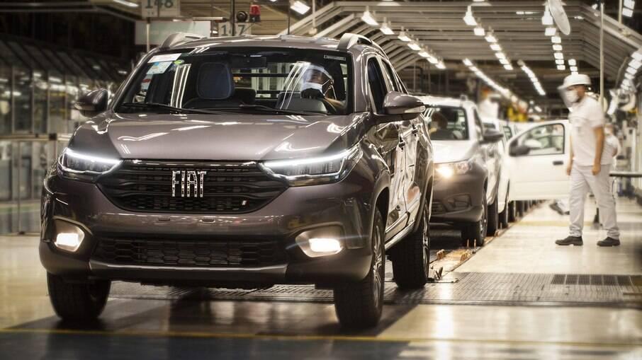 Fiat Strada é o carro mais vendido do Brasil com folga atualmente, com 70.502 unidades vendidas de janeiro a julho de 2021