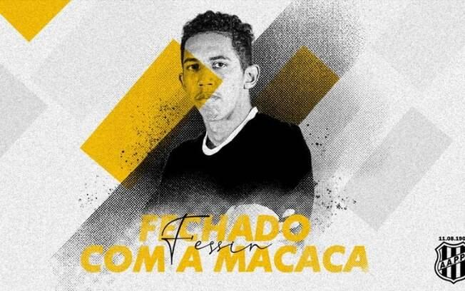 Ponte Preta acerta contratação com meia do Corinthians