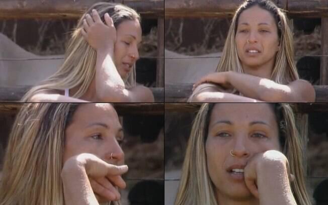 Valesca Popozuda chora