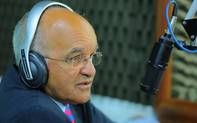 José Melo foi reeleito com 55,54% dos votos na última eleição