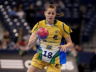Duda é uma das jogadoras brasileiras que atua na Europa