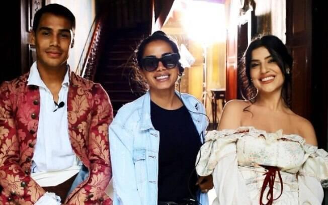 Anitta e o flop empresarial: entenda o motivo da carioca não conseguir alavancar seus pupilos, Clau e Micael
