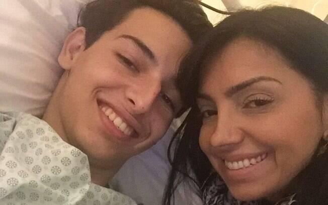 Matheus Oliveira, filho da cantora Eyshila, morre aos 17 anos
