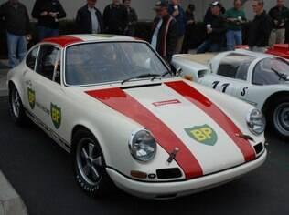 Porsche 911 R 1967