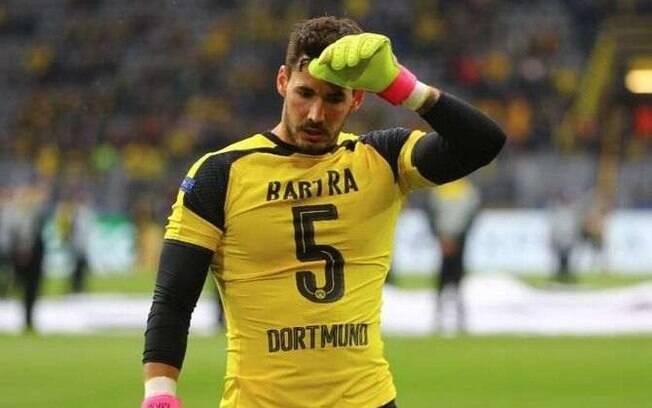 Roman Burki, goleiro do Borussia Dortmund
