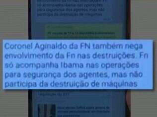 Moro Bolsonaro Ibama
