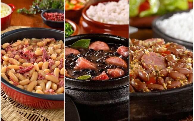 Os diversos tipos de feijão possuem benefícios como cálcio e ferro, além de combater até doenças cardíacas