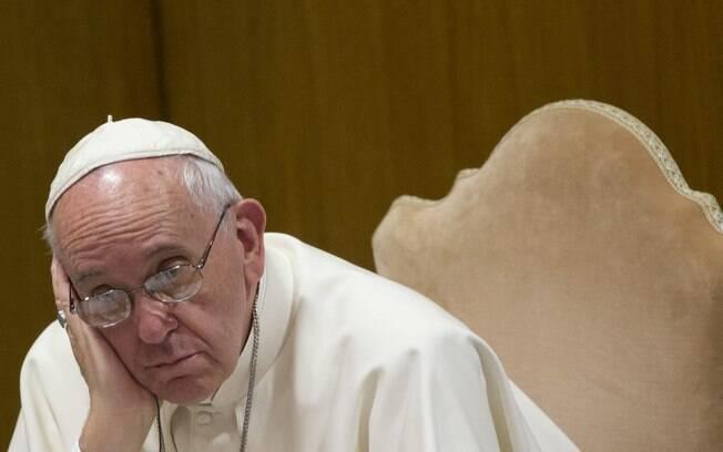 """Papa não vai alterar """"doutrina do casamento"""""""