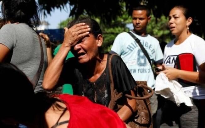 Caos na Venezuela precisa receber