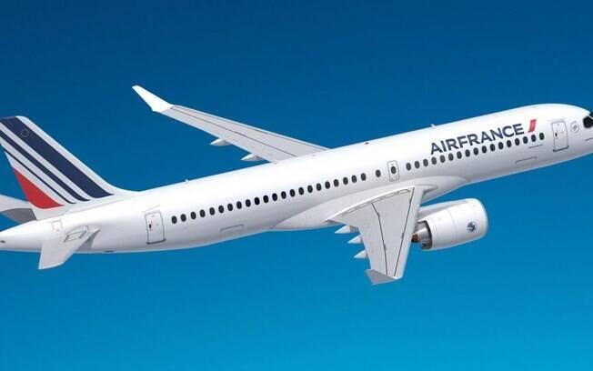Air France receberá seu primeiro Airbus A220 em setembro