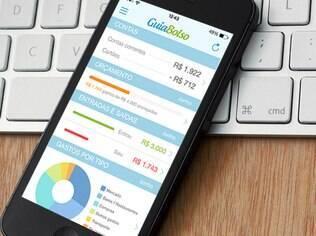 Site GuiaBolso.com, que organiza as finanças pessoais do usuário, ganha versão gratuita para iOS, sistema do iPhone, da Apple