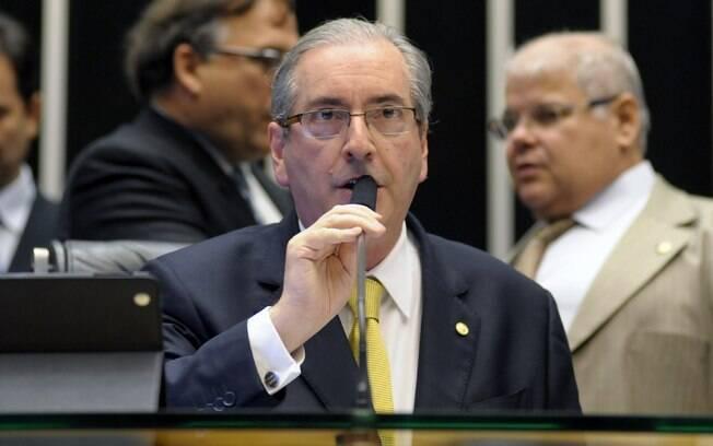 Eduardo Cunha, presidente da Câmara, articulou a volta da discussão da maioridade penal na Casa