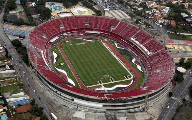 Abertura da Copa América de 2019, será no Morumbi