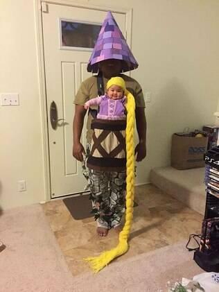 Rapunzel e Torre
