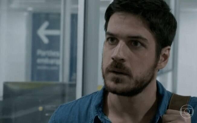 Zeca é detido pela Polícia federal no aeroporto