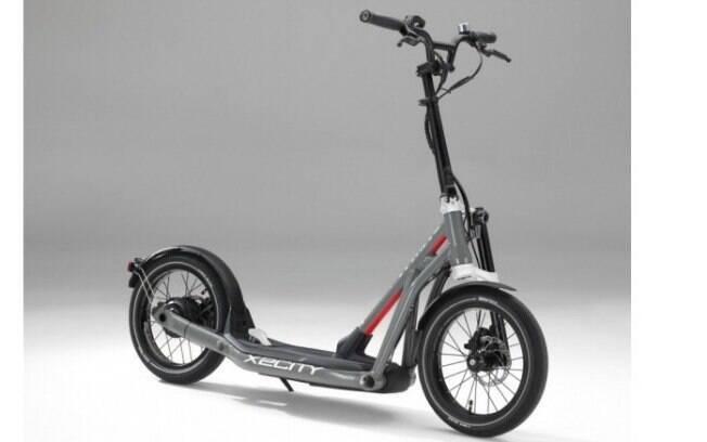 Outro patinete elétrico, desta vez que pode oferecer mais praticidade que o da VW: o BMW X2City