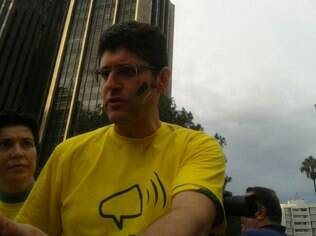 Rogerio Chequer, líder do