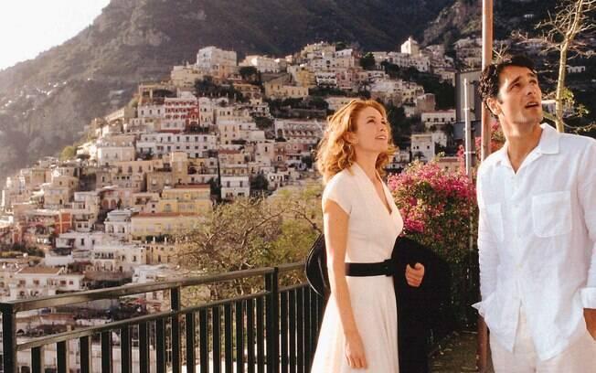 Sob o Sol da Toscana mostra várias paisagens cinematográficas da Itália