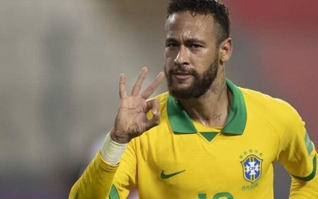 Neymar convida cantora Gabily para ficar em sua casa em Paris