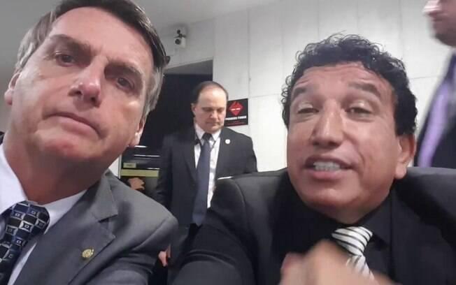 Magno Malta fez campanha para Jair Bolsonaro ser eleito presidente, mas não será ministro