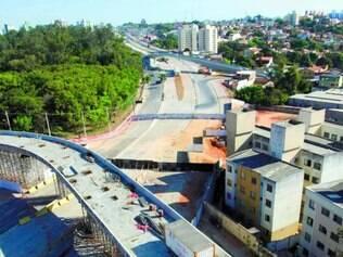 Erros. Relatório da Consol alega que aberturas na laje do viaduto foram uma das causas da queda