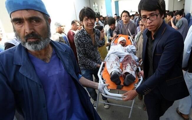 Ataque do Estado Islâmico deixou 80 mortos e 231 feridos no Afeganistão