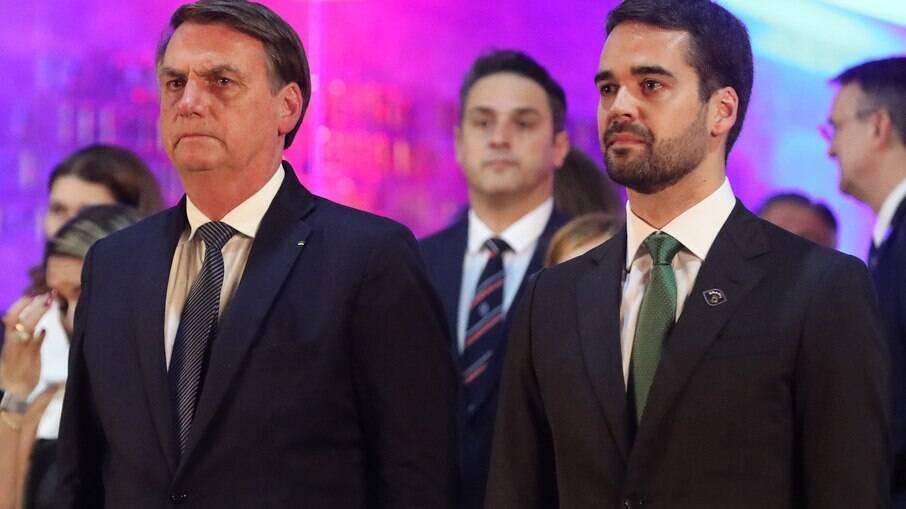 Eduardo Leite, governador do Rio Grande do Sul, chama Bolsonaro de imbecil, mas nega arrependimento por voto em 2018