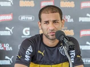 Pierre está pronto para o desafio de fortalecer o meio-campo alvinegro na grande decisão da Copa do Brasil