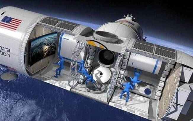 Aurora Station também servirá para envio de informações que auxiliarão cientistas e pesquisadores em seus estudos