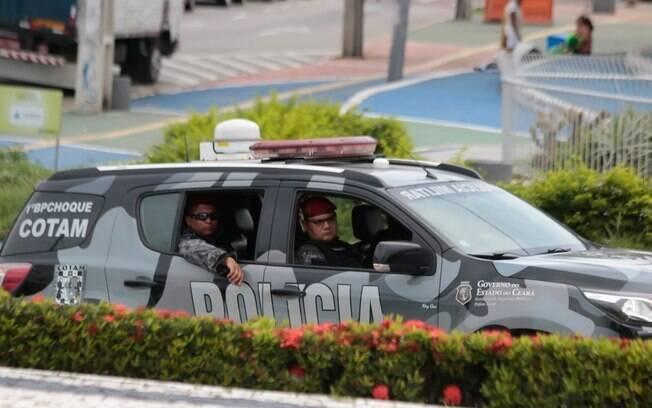 Exército reforça segurança no Ceará