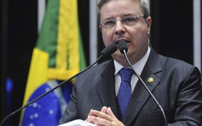 O senador Antonio Anastasia (MG) é um dos indicados do PSDB para compor a comissão especial do impeachment no Senado. Foto: Moreira Mariz/Agência Senado - 24.2.16