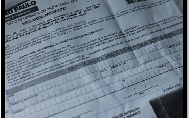 Multas falsas são enviadas aos motorista. Detran orienta que só pague o boleto após consulta ao site oficial do órgão ou do banco