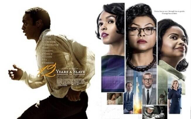 A situação do negro americano também é destaque nas premiações