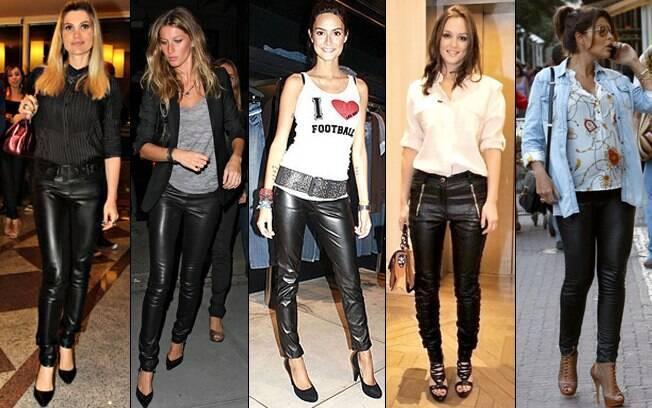Flávia Alessandra, Gisele Bündchen, Thaila Ayala, Leighton Meester e Juliana Paes
