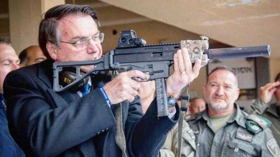 Em fevereiro, Bolsonaro editou quatro decretos sobre facilitação de compra e porte de armas